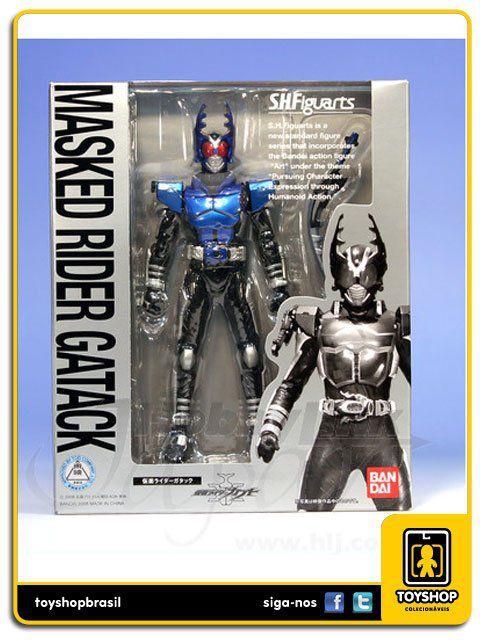 Kamen Rider S.H. Figuarts: Masked Rider Gatack - Bandai