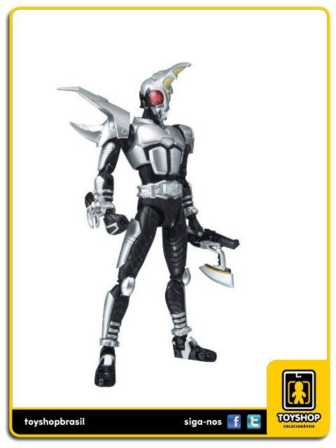 Kamen Rider S.H. Figuarts: Masked Rider Hercus - Bandai