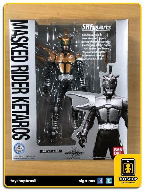 Kamen Rider S.H. Figuarts: Masked Rider Ketaros - Bandai
