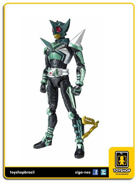 Kamen Rider S H Figuarts Masked Rider Kick Hopper Bandai
