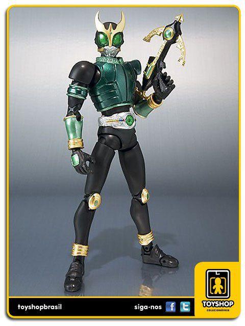 Kamen Rider S.H. Figuarts: Masked Rider Kuuga Pegasus Form - Bandai