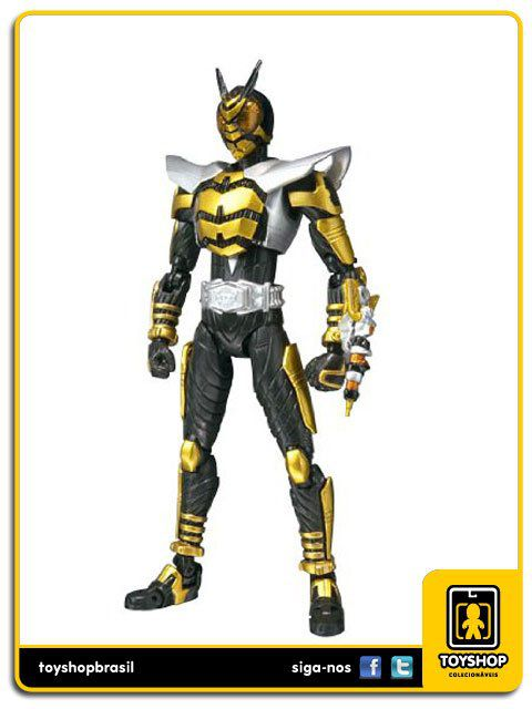 Kamen Rider S.H. Figuarts: Masked Rider Thebee - Bandai