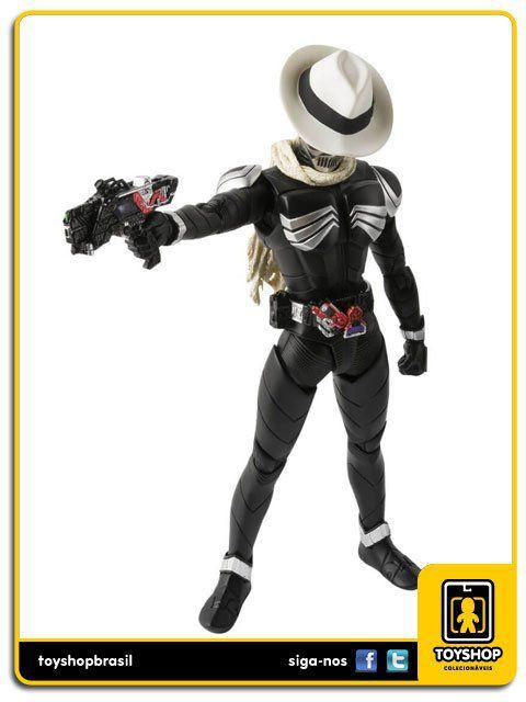 Kamen Rider S.H. Figuarts: Rider Skull - Bandai