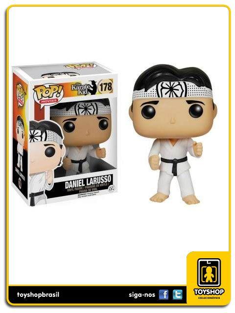 Karate Kid Daniel Larusso 178 Pop  Funko