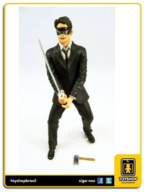 Kill Bill Crazy 88 Fighter 3 Neca