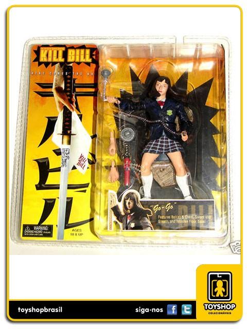 Kill Bill Go Go Neca