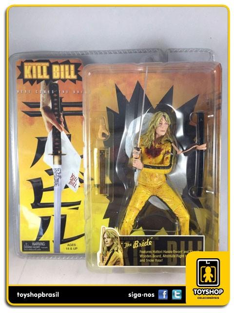 Kill Bill The Bride Snow Base Neca