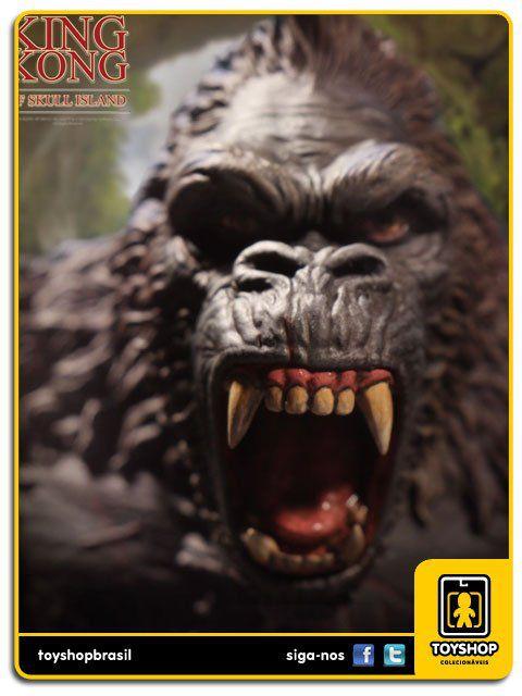 Kong Skull Island King Kong Mezco
