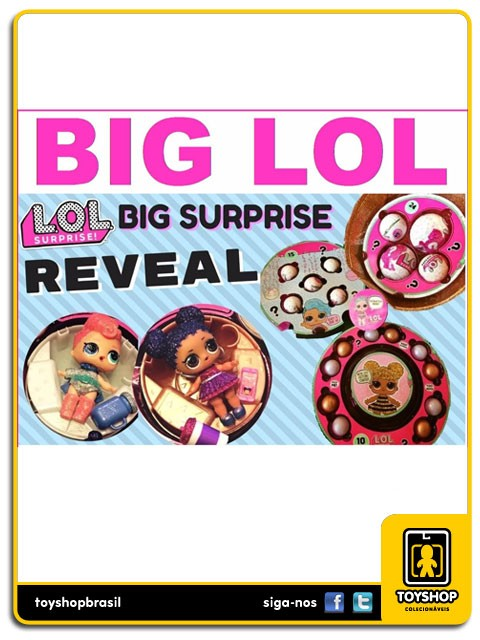 LOL Surprise Big Surprise Doll Limited Edition Mga Entertainment