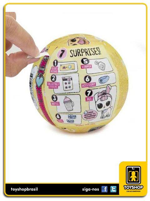 Lol Surprise Doll Pets Series 3 Grande Mga Original