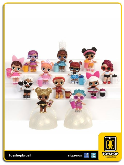 Lol Surprise Grande Glitter Series Mga Entertainment