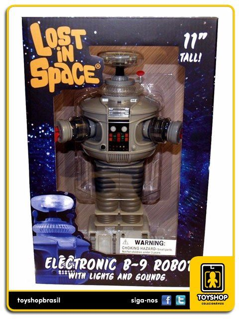 Lost In Space Robot B-9 Diamond