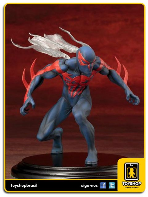 Marve Now Spider-man 2099 1/10 Artfx Kotobukiya