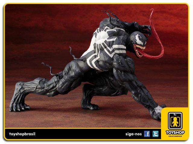 Marve Now Venom 1/10 Artfx Kotobukiya