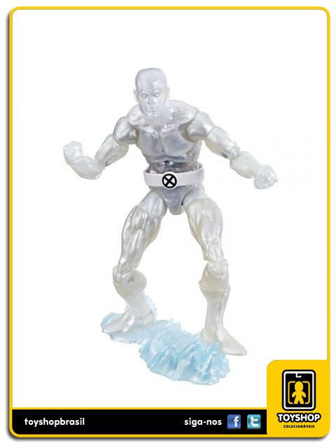 Marvel 80 Years The Uncanny X- Men Iceman Hasbro