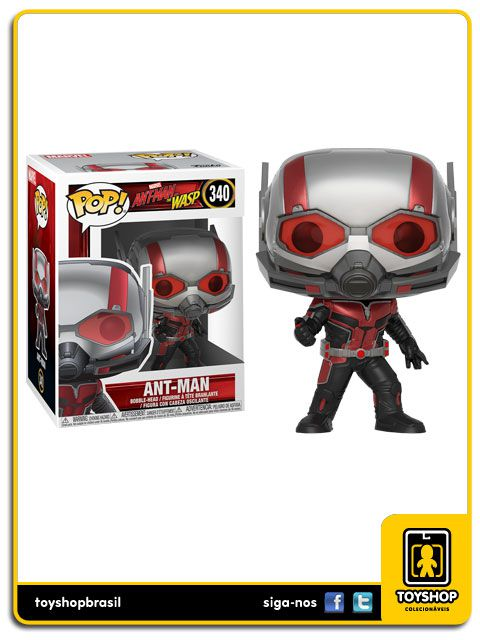 Marvel Ant Man & Wasp Ant Man 340 Pop Funko