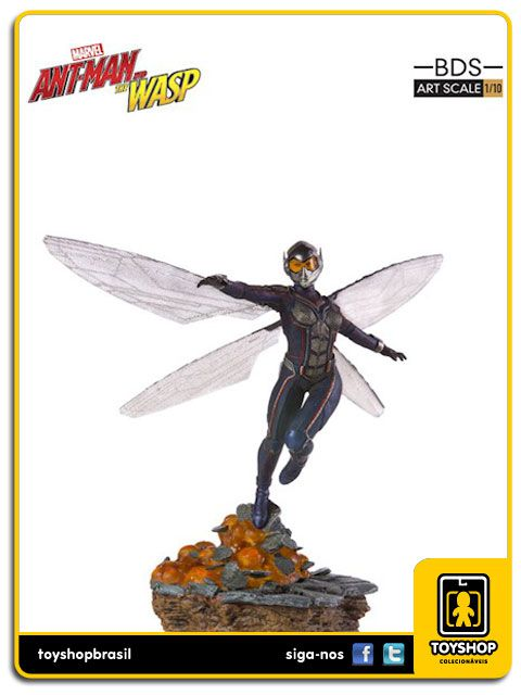 Marvel Ant Man & Wasp: The Wasp BDS Art Scale1/10 - Iron Studios