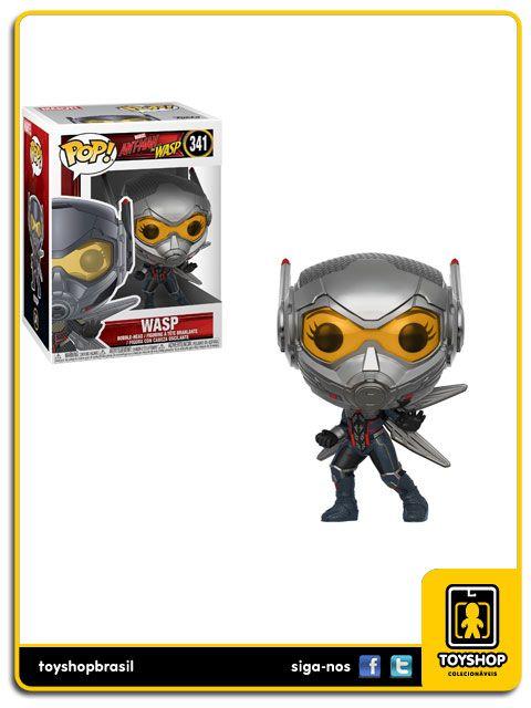 Marvel Ant Man & Wasp Wasp 341 Pop Funko