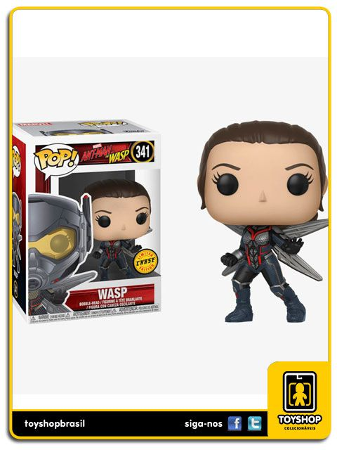 Marvel Ant Man & Wasp Wasp Chase 341 Pop Funko