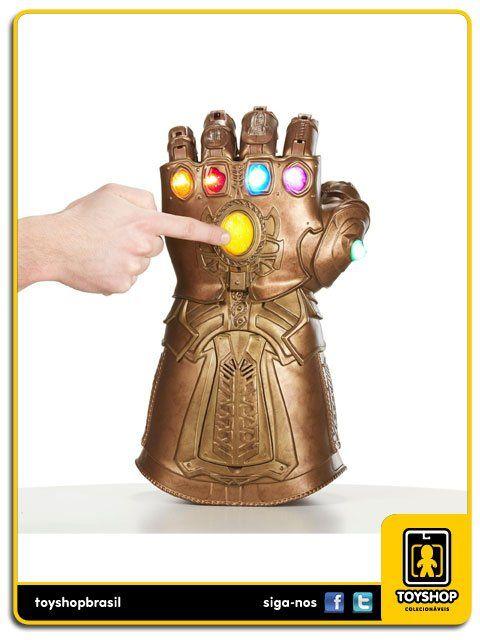 Thanos Infinity Gauntlet 1:1 Hasbro