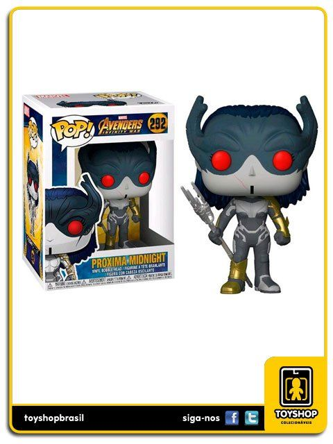 Marvel Avengers Infinity War Proxima Midnight 292 Pop Funko