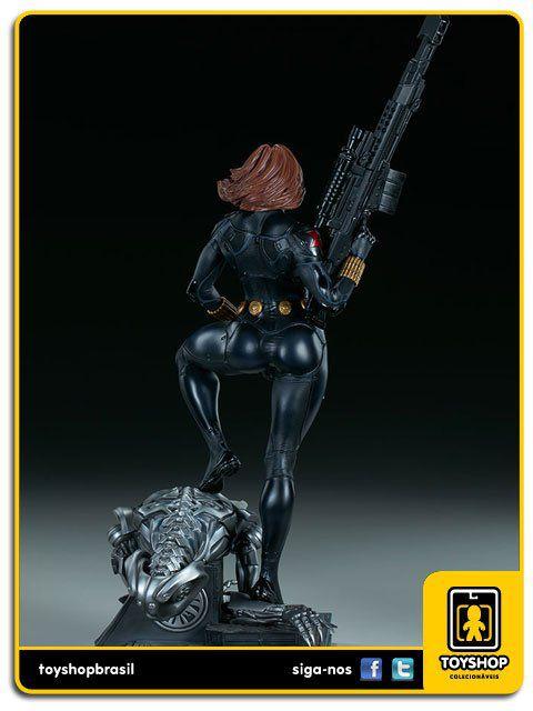 Marvel Comics: Black Widow  Premium Format - Sideshow Collectibles