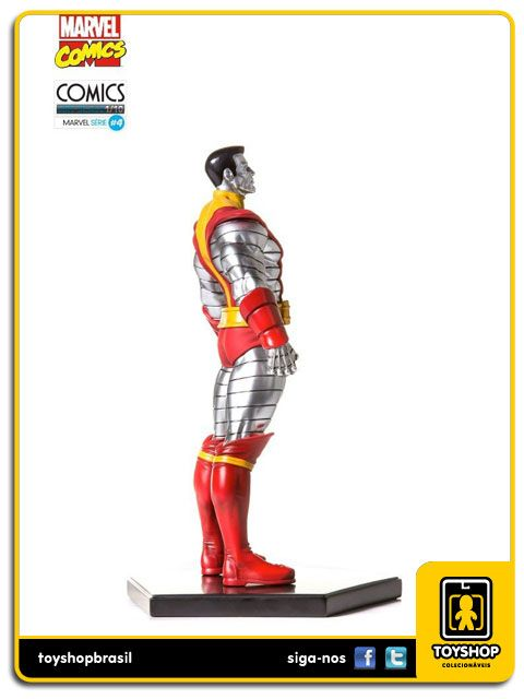 Marvel Comics Série 4 Colossus 1/10 Art Scale Iron Studios