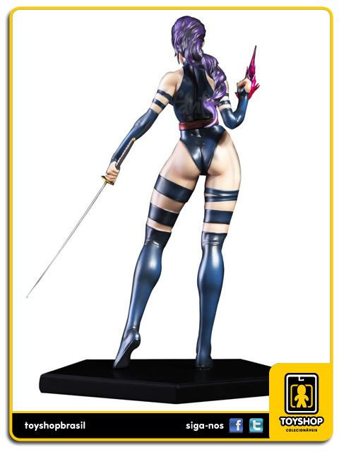 Marvel Comics Série 4 Psylocke 1/10 Art Scale Iron Studios
