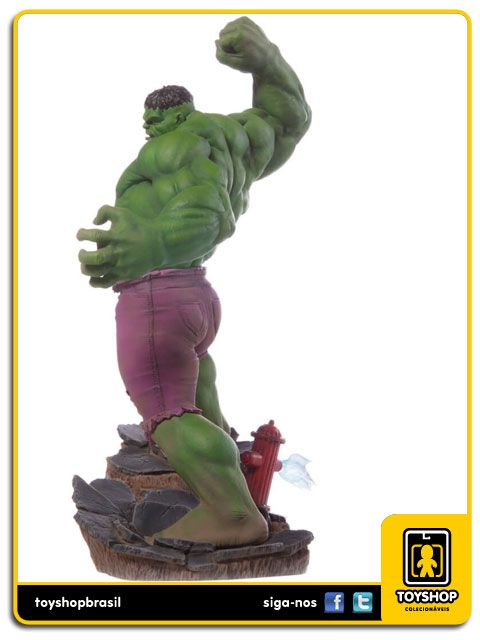 Marvel Comics Series 5 Hulk 1/10 Iron Studios