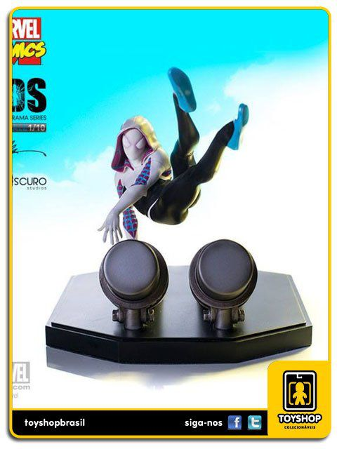 Marvel Comics Spider-Gwen BDS 1/10 Art Scale Rafael Albuquerque Iron Studios