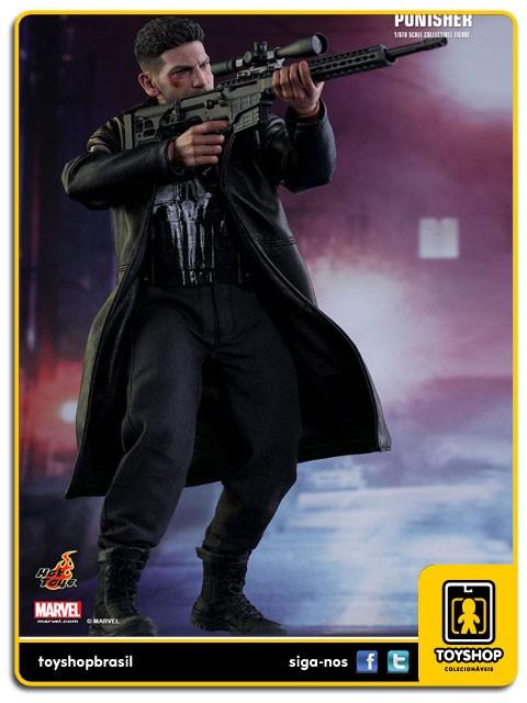 Marvel Daredevil Punisher 1/6  Hot Toys
