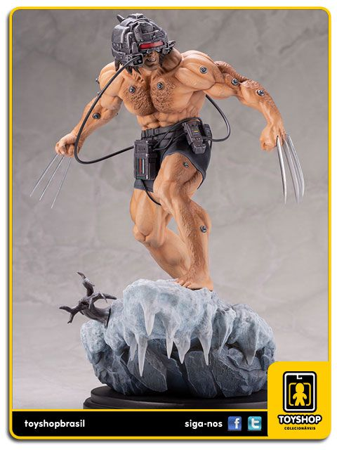 Marvel Estátua Weapon X 1/6 Kotobukiya