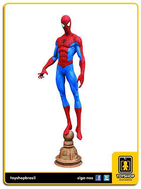Marvel Gallery Spider-Man Statue Diamond