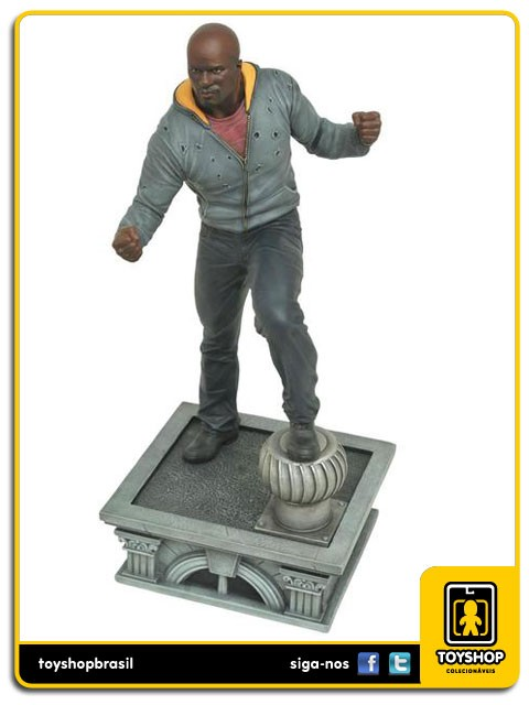 Marvel Gallery TV series  Luke Cage  Statue  Diamond