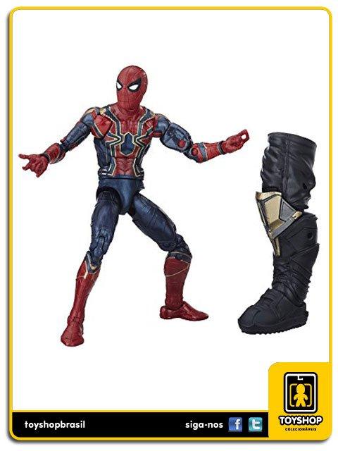 Marvel Legends Avengers Infinity War Iron Spider Hasbro
