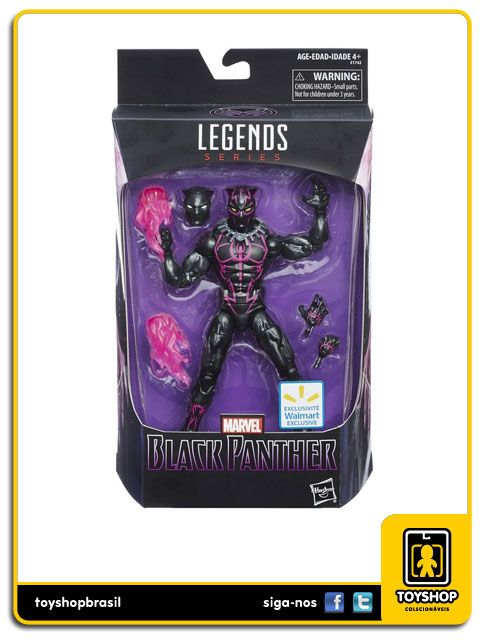 Marvel Legends Black Panther  Exclusive Hasbro
