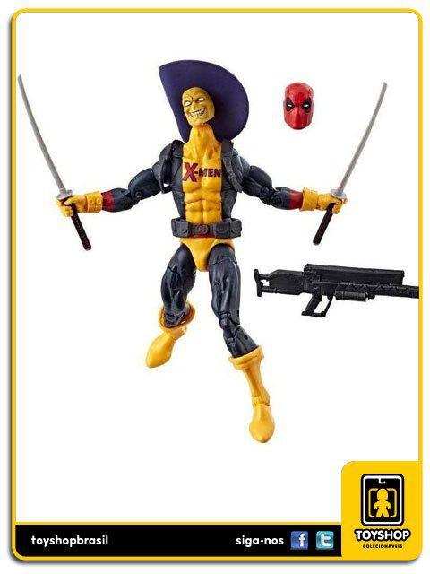 Marvel Legends Deadpool X-Men  Sauron Baf Hasbro