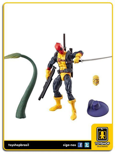 Marvel Legends Deadpool X-Men  Sauron Baf Hasbro