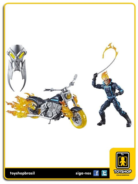 Marvel Legends Ghost Rider & Motorcycle Hasbro
