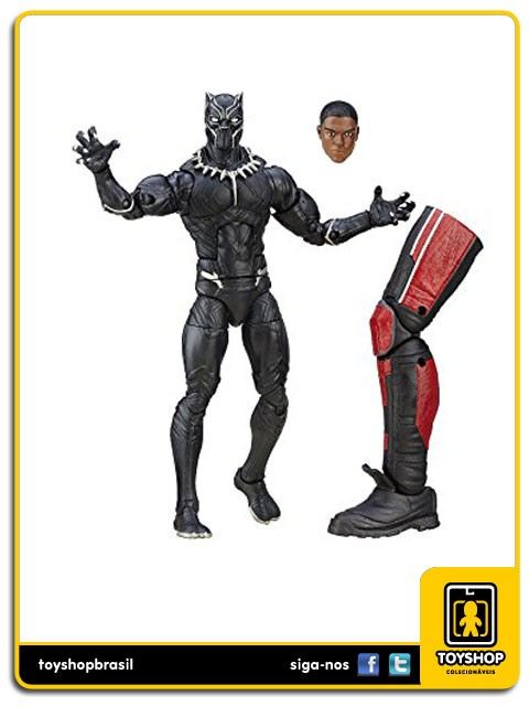 Marvel Legends Giant Man Black Panther Hasbro