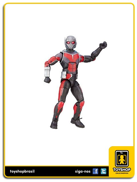 Marvel Legends Giant Man Iron Man Hasbro