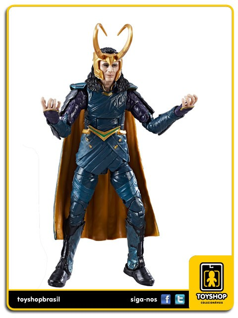 Marvel Legends Thor Ragmarok Hulk Loki Hasbro