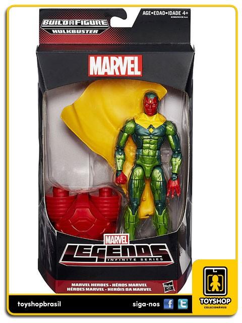 Marvel Legends Infinite Hulkbuster Vision Hasbro