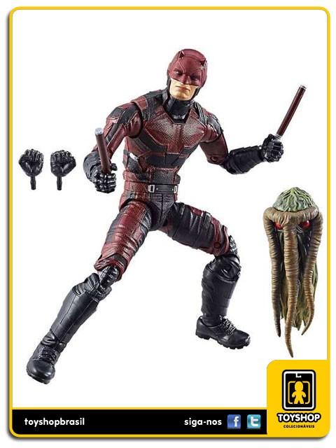 Marvel Legends Man-Thing Daredevil Hasbro