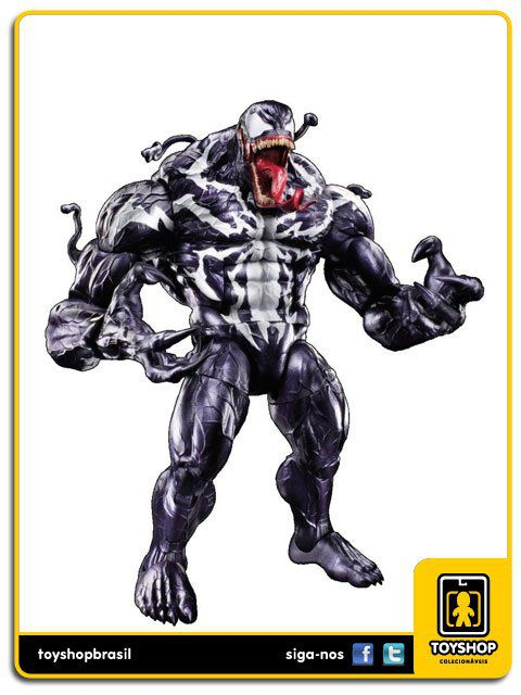 Marvel Legends Marvel´s Poison Baf Venom Hasbro