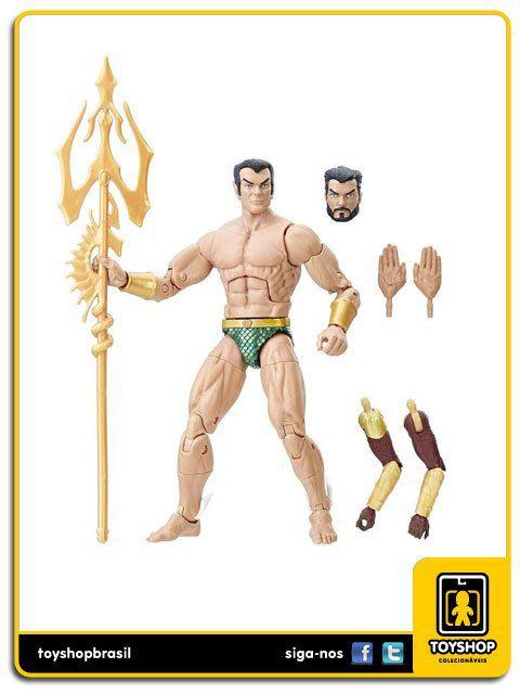 Marvel Legends Namor Okoye Baf Hasbro