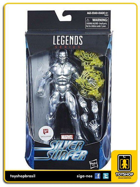 Marvel Legends Silver Surfer Exclusive Hasbro