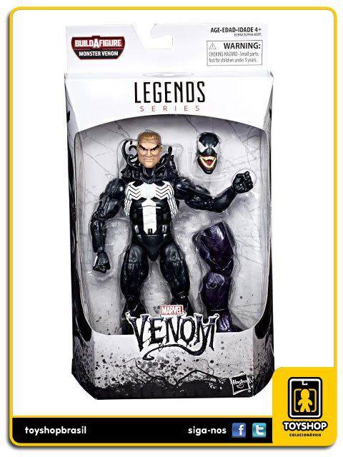Marvel Legends Venom Baf Venom  Hasbro