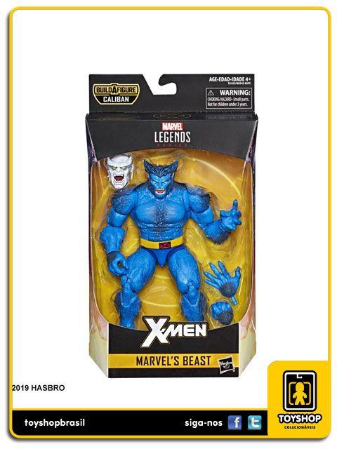 Marvel Legends X-Men Marvel´s Beast Caliban Baf Hasbro