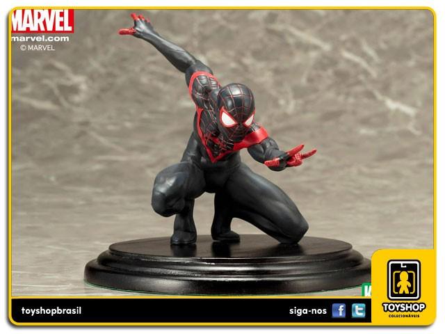 Marvel Miles Morales Spider-Man 1/10 Artfx  Kotobukiya